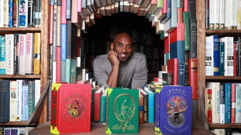 Kobe Bryant's New Children's Book Series Is Available Now