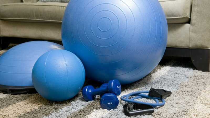 Everything You Need For An At Home Workout