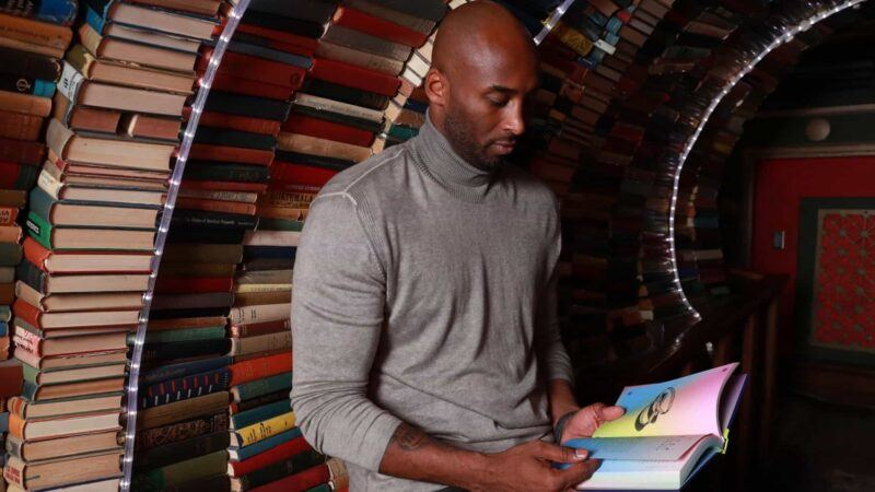 Granity Studios Announces New Kobe Bryant Novel Geese Are Never Swans