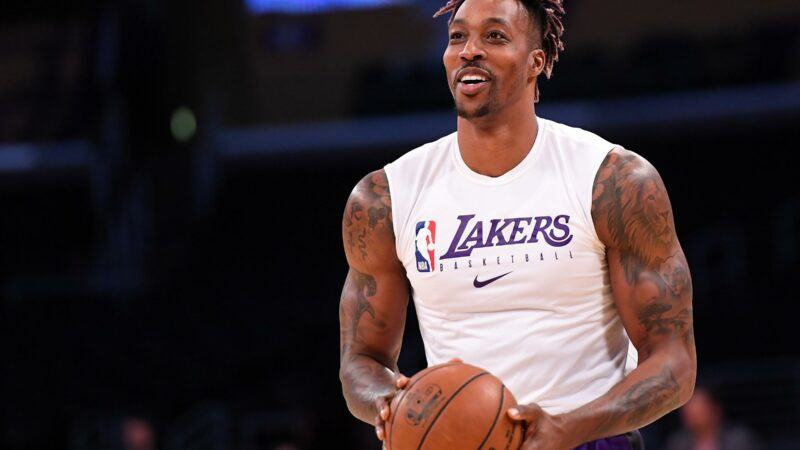 Dwight Howard Grieves The Loss of His Son's Mother