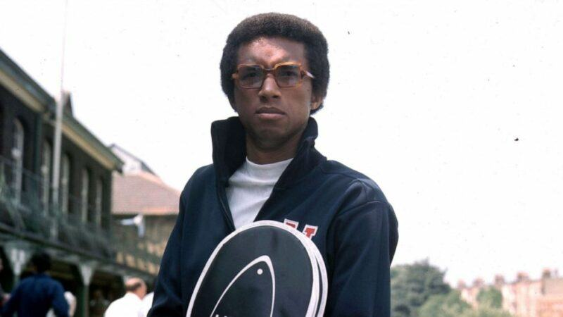 Arthur Ashe Biopic in the Works From 'Da 5 Bloods' Writer, Hyde Park Entertainment
