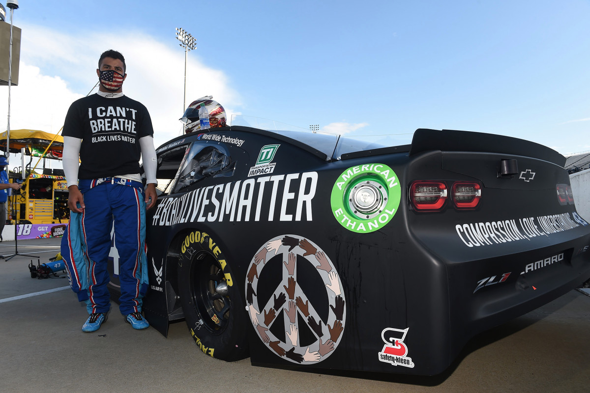 NASCAR Bans Use of Confederate Flag and Some Drivers Are Unhappy