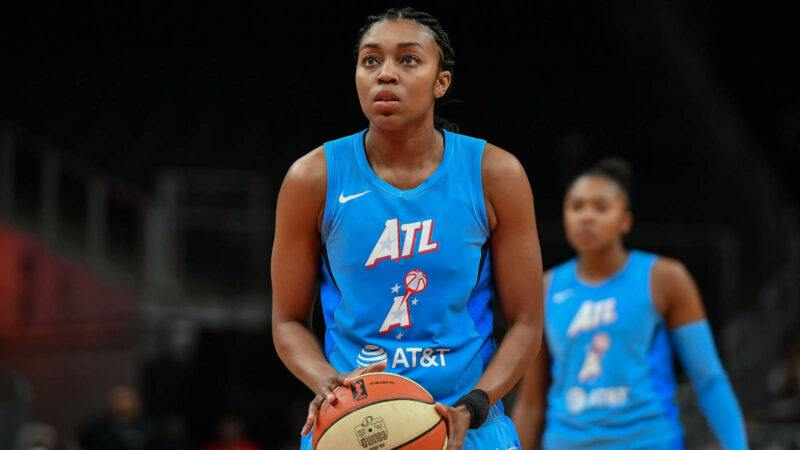 Atlanta Dream Guard Renee Montgomery will skip season to work on social causes