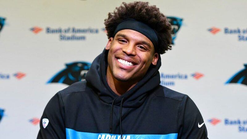 Cam Newton Signs With New England Patriots