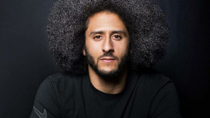 Colin Kaepernick Inks Production Deal with Disney