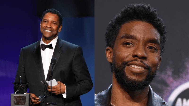 Denzel Washington Speaks On Chadwick Boseman's Legacy